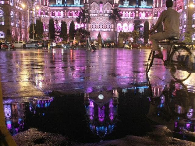 Short, light spells of rain across the city surprised Mumbaiites and brought down day temperatures slightly on Saturday. The IMD said light rain is likely over the next three days.