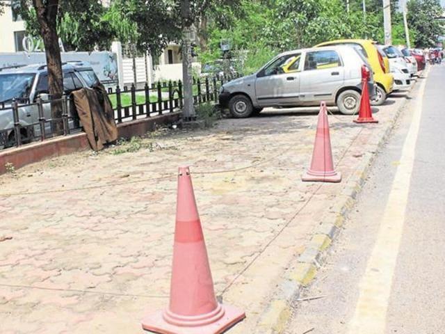 Chandigarh,Zebra crossings,Roads
