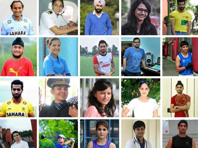 Young achievers to be felicitated at HT Youth Forum on Monday.