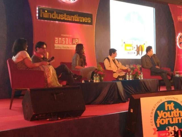 HT Youth Forum,Milkha Singh,Sonam Kapoor