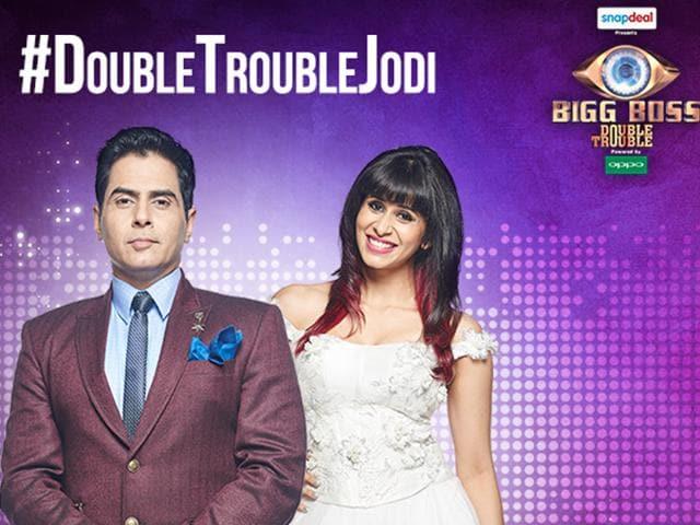 Aman Verma and Kishwar Merchant entered Bigg Boss 9 as partners after Kishwar rejected Prince Narula and chose Aman as her partner.