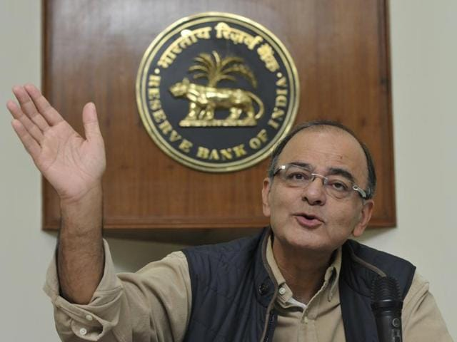 Arun Jaitley,Arun Jaitley banks,Reserve Bank of India