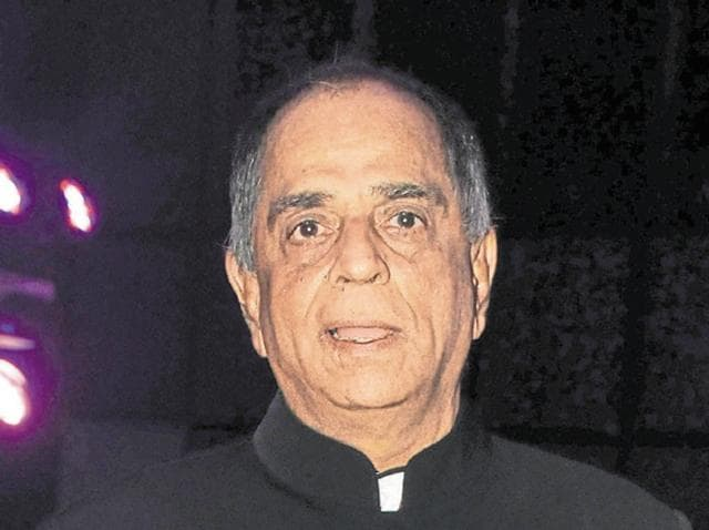 Pahlaj Nihalani, chairman of the Central Board of Film Certification,  is in news for truncating the duration of kissing scenes in the latest James Bond's film, Spectre.