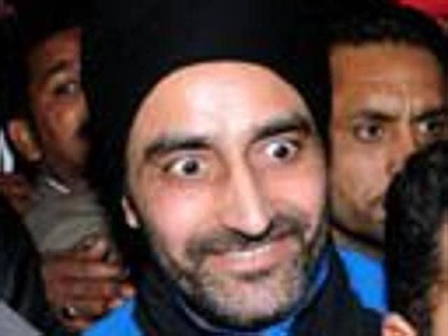Babbar Khalsa militant Jagtar Singh Tara .
