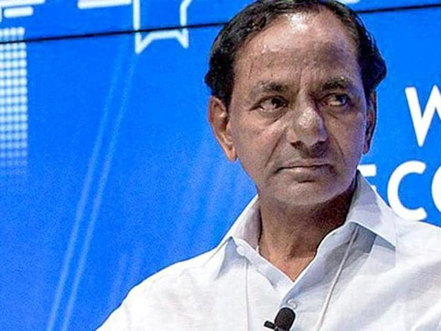 K Chandrasekhar Rao is hard pressed to explain how he will implement his promise of giving Muslims reservation.