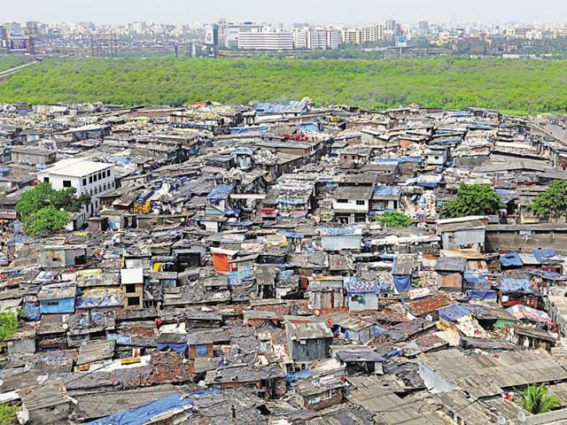 According to a senior Mhada official, the work on sector 5 will begin only after all eligible slum dwellers move into their new houses.