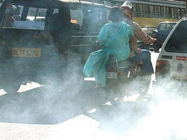 Delhi pollution,Delhi smog,air pollution