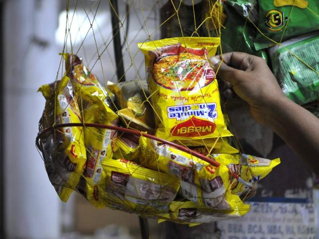Tests were conducted on October 15 on 13 samples of Maggi noodles from nine batches on a request by the government's counsel.