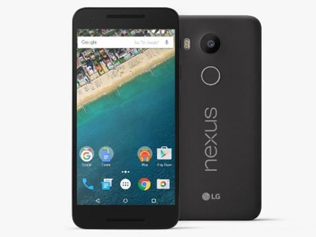 While it is sturdily made, the Nexus 5X doesn't look anything like a flagship phone. If you want a premium-looking smartphone, look elsewhere.
