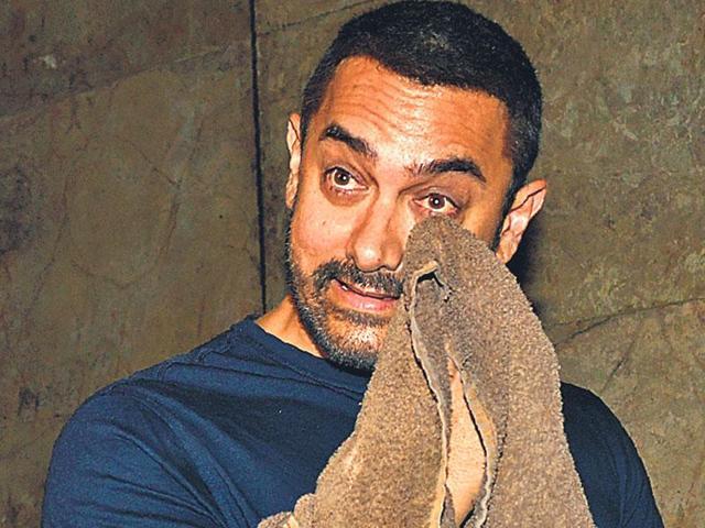 Aamir Khan,Kiran Rao,Ullhar PR