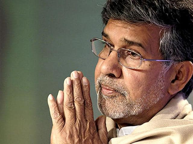 Kailash Satyarthi,Child rights,Trafficking