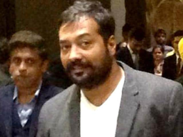 Filmmaker Anurag Kashyap was among the guests at the event.