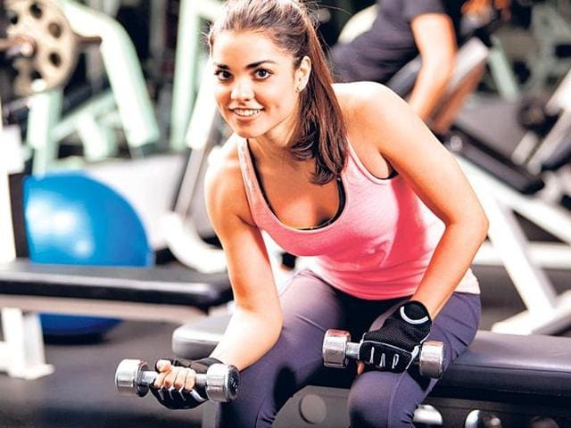 Exercising regularly can improve stamina and can help you fight stress.