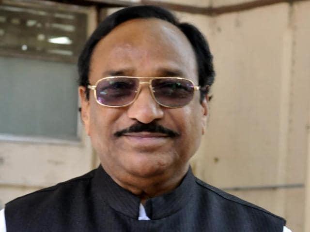 Congress member Kantilal Bhuria, who defeated the BJP's Nirmala Bhuria in the by-poll for the Jhabua-Ratlam Lok Sabha seat in Madhya Pradesh.