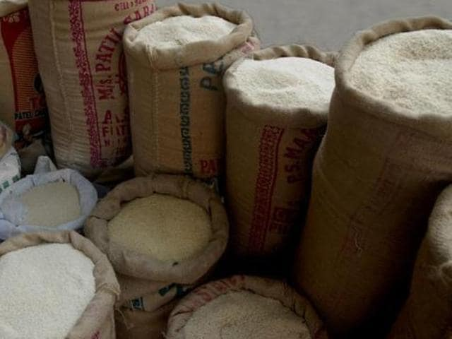 """""""It was a well-planned conspiracy of the traders to deny farmers remunerative price for their basmati crop,"""" Bharti Kisan Union (Ugrahan) general secretary said."""