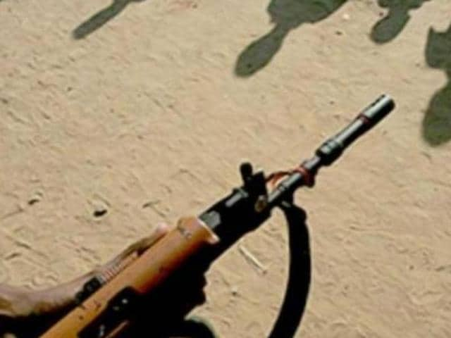 Several arms and ammunition were recovered in Tuesday night's operation in the Jammu region, police said.