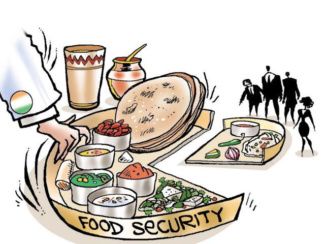 Food security,WTO,Globalisation