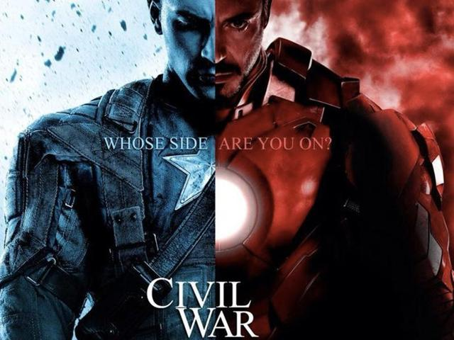 Captain America: Civil War,Captain America first trailer,Captain America