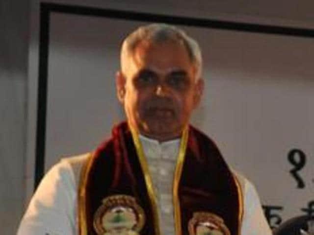 Acharya Dev Vrat,Himachal,Nahan