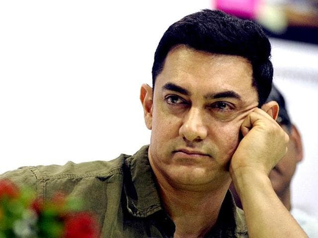Actor Aamir Khan defends his comment on the intolerance debate.