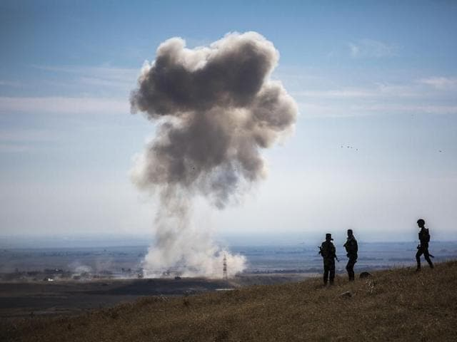 Tal Afar,French airstrikes,Islamic State