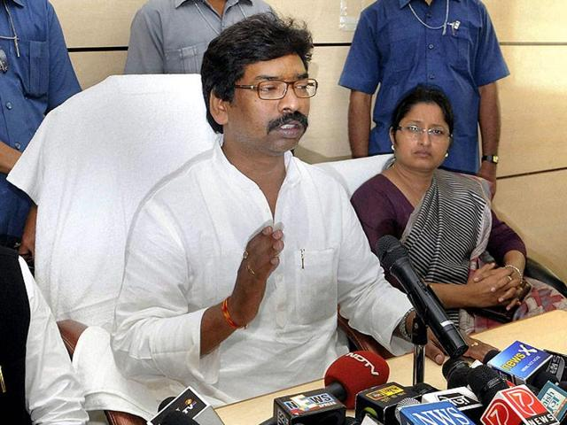 JMM working president Hemant Soren said the party has decided not to field candidate to keep the secular forces intact.