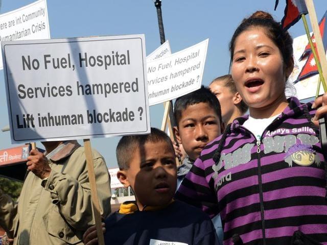 Nepal crisis