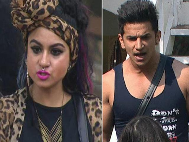 Priya Malik gets into arguments with Rishabh and Prince, accusing them of getting 'sexual' with her during the 'Bigg Boss Dairy' task.