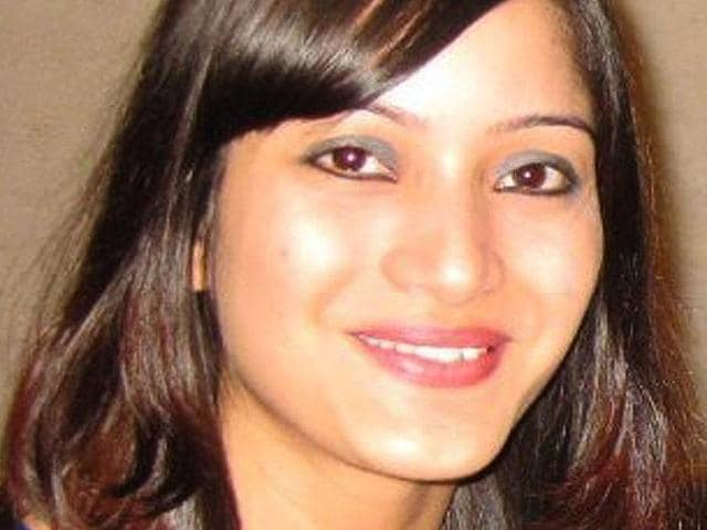 Sheena Bora's photo from her LinkedIn profile