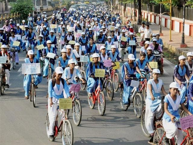 cycles,education,girls