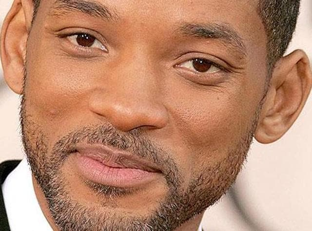 Hollywood actor Will Smith.