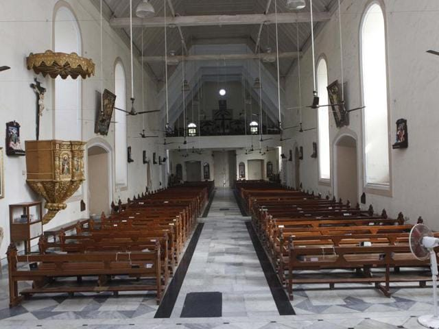 St Andrew Church at Bandra completes 400 years.