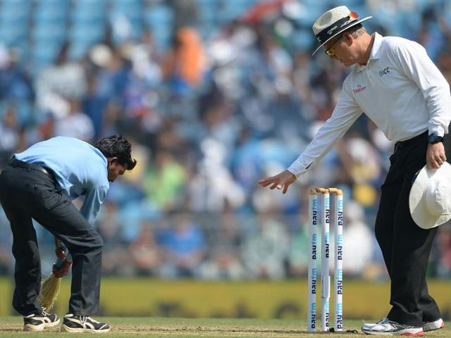 India vs South Africa 2015,Nagpur Test,Pitch at Nagpur criticised
