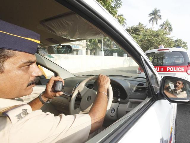 Mumbai,Police,GPS devices