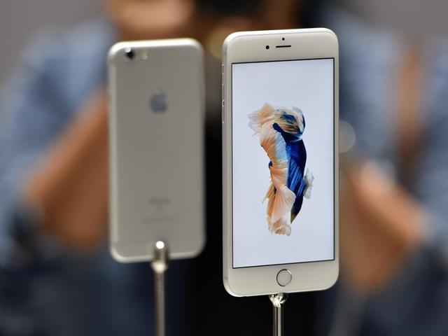 The iPhone 6S, Apple's latest iPhone, uses a traditional LCD screen, but future iPhones may use OLED screens.