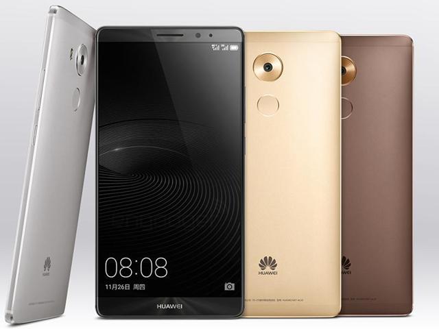 Huawei,Mate 8,Cortex A53