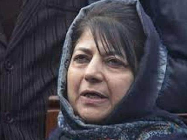 PDP leader Mehbooba Mufti underlined that there is tolerance in India and compared the situation to countries like Pakistan and Syria where Muslims are killed.
