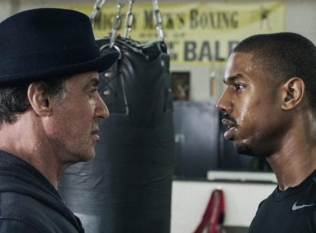 Creed is directed by Ryan Coogler of the Frutivale Station fame.