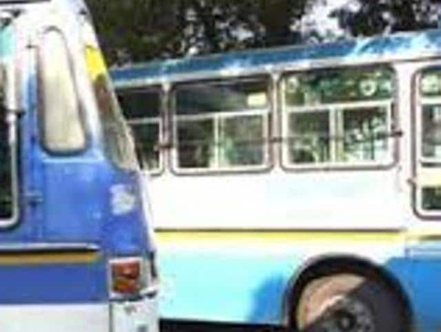 """The Punjab government has """"verbally ordered"""" the district transport office to provide about 580 buses to ferry Akali workers and supporters  of the ruling party."""