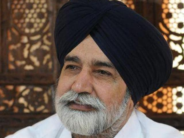 """Let Mann decide the date and the place for the test. Let him also bring his colleague, Faridkot MP Sadhu Singh, for the same,"" Maluka said in a press release issued here on Friday."