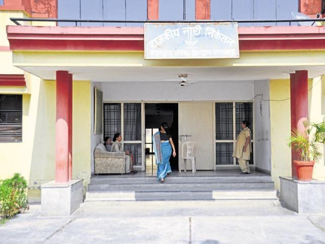 Nari Niketan the government-run shelter home for women in Dehradun.