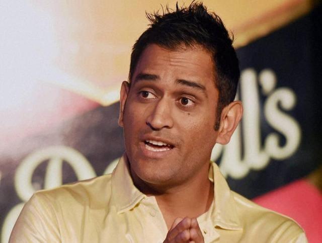 India's ODI cricket captain Mahendra Singh Dhoni