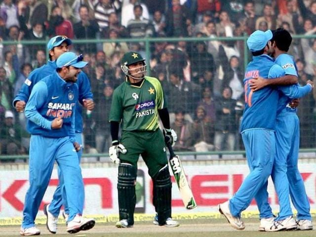 India-Pakistan cricketing ties are like no other sporting event. The pressure on the players is intense, and that makes far more demands on temperament.