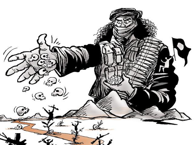 Islamic radicalisation