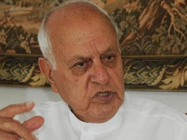 Former J&K chief minister Farooq Abdullah said even if the entire Indian forces are deployed in the state, they can't stop terrorists from striking