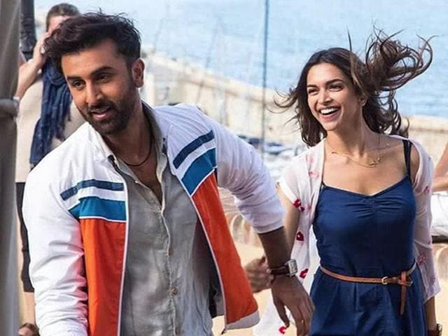 Ranbir and Deepika come together for the third time for Tamasha.(UTV Motion Pictures)