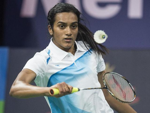 PV Sindhu of India advanced to the finals of the Macau open after she defeated second-seed Akane Yamaguchi of Japan in Macau on Saturday.