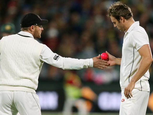 Australia vs New Zealand First test