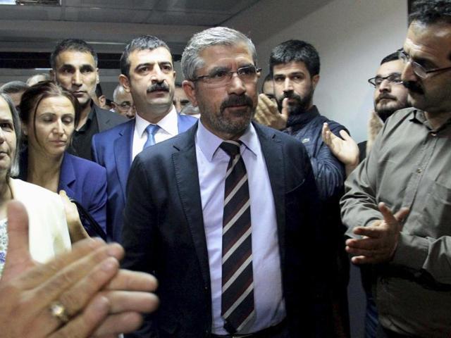 Kurdish lawyer killed,Tahir Elci,Kurdistan Workers Party