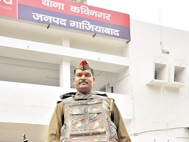 More than 75 personnel are on duty at any point of time across the police posts in the city.